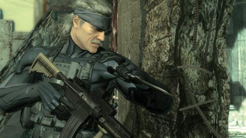 Metal Gear Solid 4, yıllar sonra PSN'e geliyor!