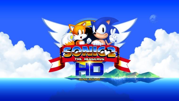 Sonic the Hedgehog 2, HD modu ile şahane görünüyor
