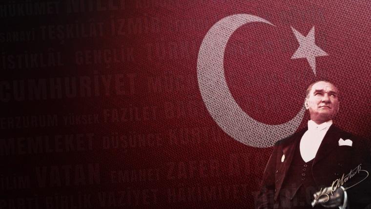 Ulu önderimiz Mustafa Kemal Atatürk'ü özlemle anıyoruz...