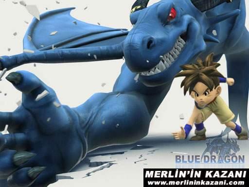 Blue Dragon'un demosu yaz aylarında geliyor