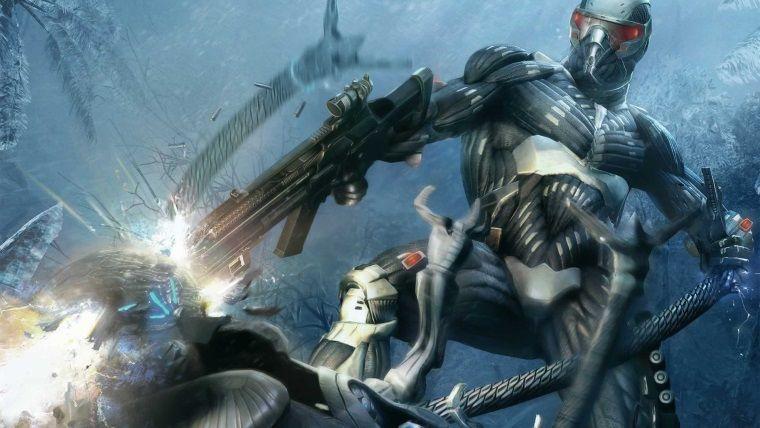 Crytek, Crysis Remaster üzerinde çalışıyor olabilir