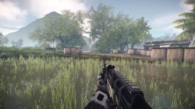 Crysis Enhanced Edition modu yayınlandı