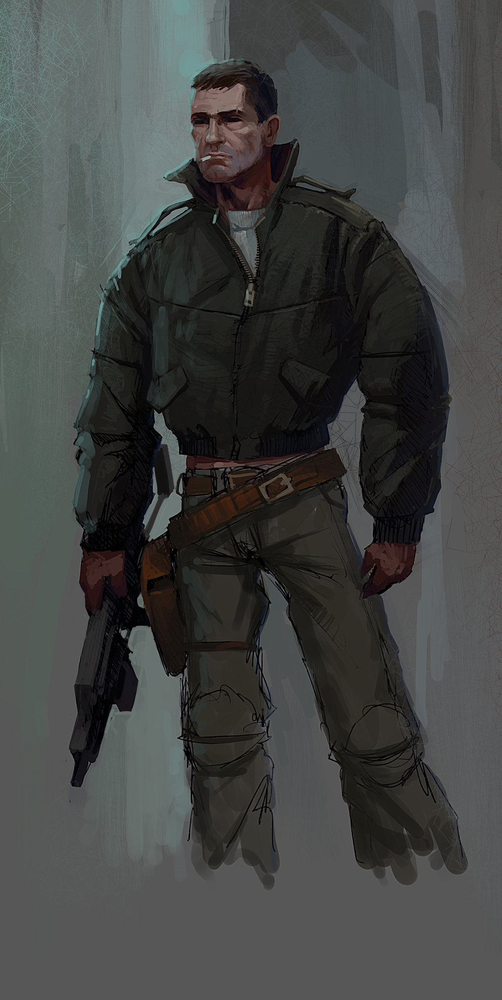 İptal edilen Black 2'nin konsept görüntüleri su yüzüne çıktı