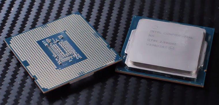 Çin'de sahte Intel işlemciler satılıyor