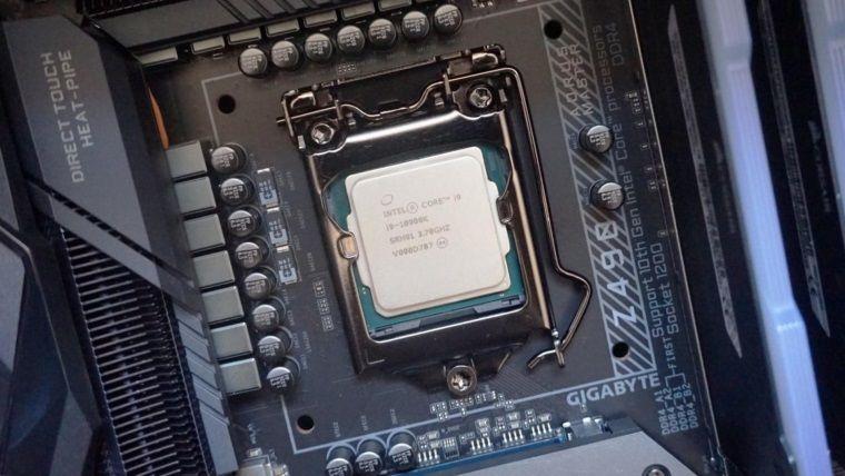 Intel Core i9 11900K, AMD Ryzen 9 5950X'den hızlı olabilir