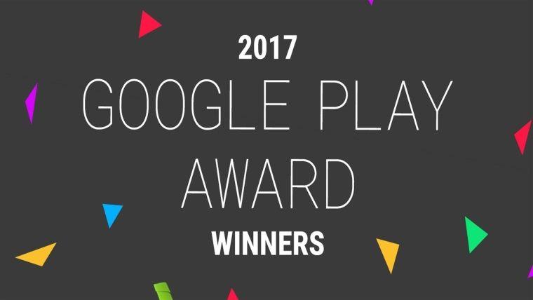 Google Play 2017 ödülleri sahiplerini buldu