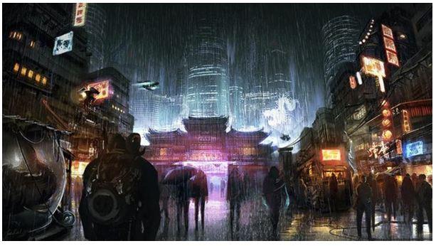 Yeni Shadowrun oyunu için ilk görsel ortaya çıktı!
