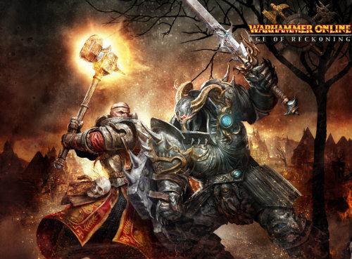 Warhammer Online sizlere ömür...