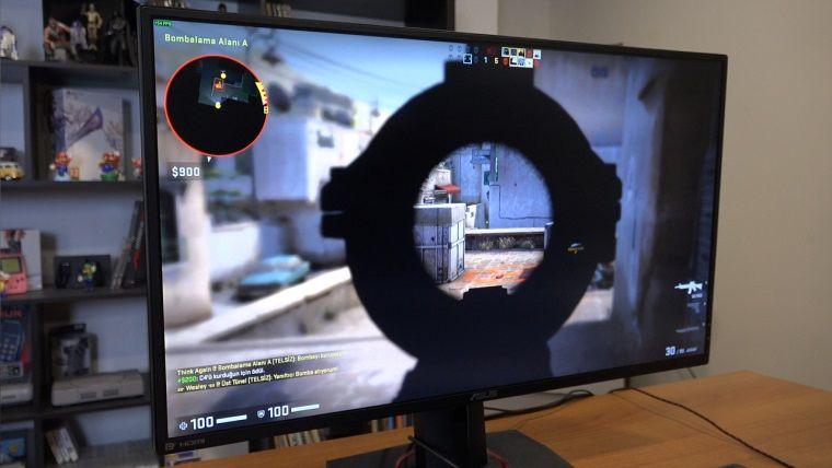 Asus TUF Gaming VG27AQ İnceleme