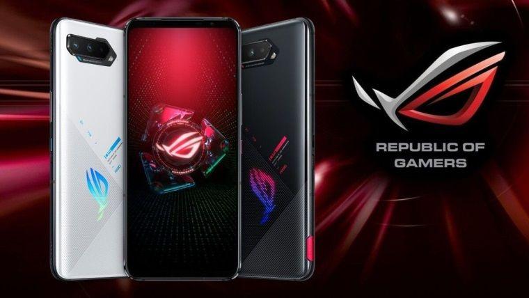 Asus ROG Phone 5 serisi tanıtıldı