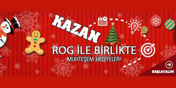 ASUS ROG Türkiye'den ödüllü yarışma