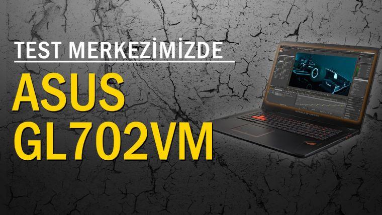 Asus GL702VM - Video İnceleme