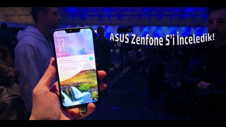 Asus Zenfone 5 ve 5Z'ye ilk bakışımızı attık