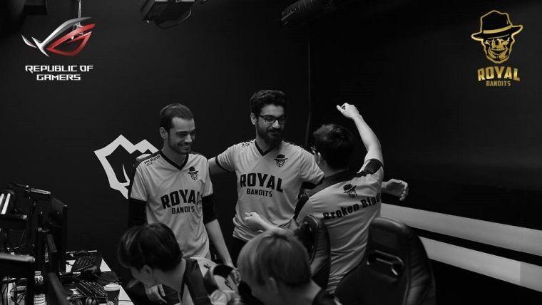 Asus RoG, Royal Bandits espor kulübünün teknoloji sponsoru oldu