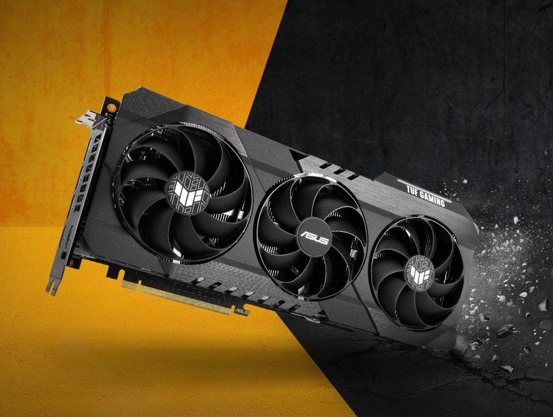 ASUS GeForce RTX 3060 TUF ekran kartı sızdırıldı