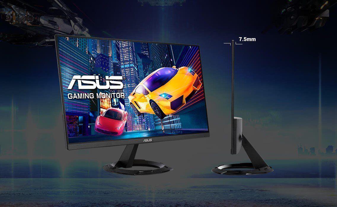 ASUS, 23.8 inçlik IPS oyuncu monitörünü duyurdu