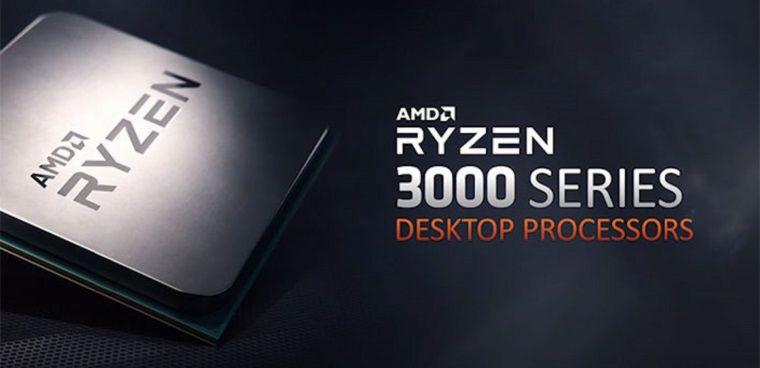 AMD, Ryzen 3 masaüstü işlemcileri 3100 ve 3300X'i  tanıttı