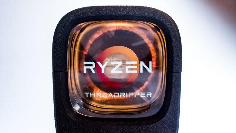 AMD Ryzen Threadripper'dan resmi detaylar
