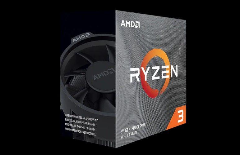 AMD, Ryzen masaüstü işlemcileri 3 3100 ve 3300X'i  tanıttı