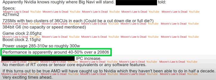 AMD yeni GPU modelleriyle RTX 2080 Ti'den yüzde 40 daha güçlü