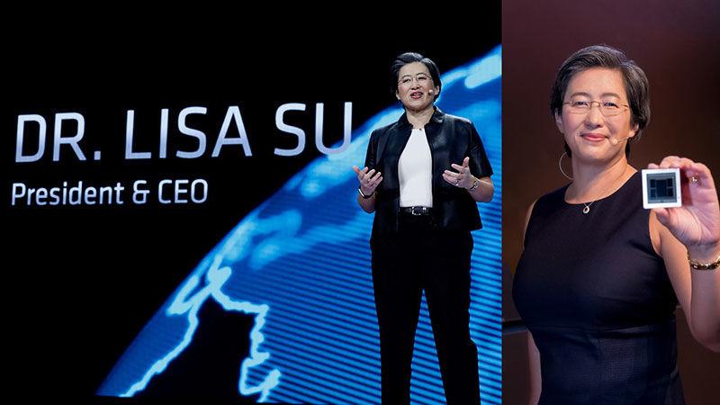AMD CEO'su Dr. Lisa Su çip endüstrisinin en büyük ödülünü aldı