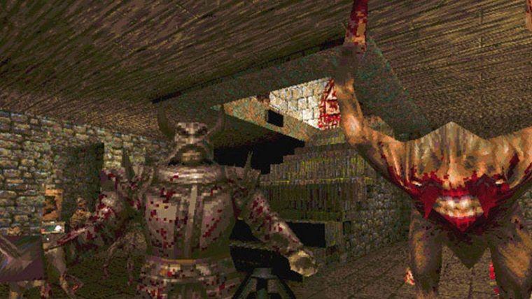 Quakecon 2021 orijinal Quake ile ilgili havadisler getirebilir