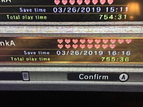 Yaşlı oyuncu Zelda oyununu 755 saatte bitirdi