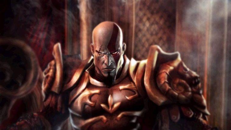 God of War 2'yi 4K ve Ray Tracing ile çalıştırmışlar