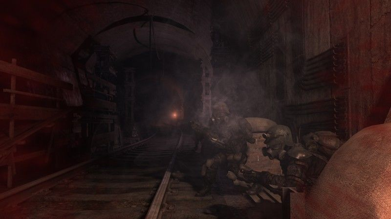 Metro: 2033, free on Steam