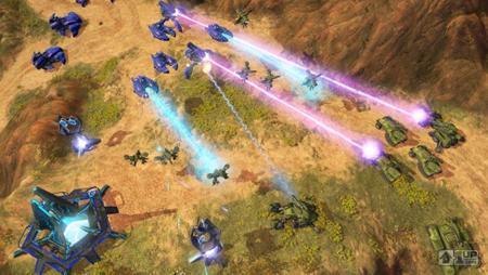 Halo Wars'te geriye dönüş