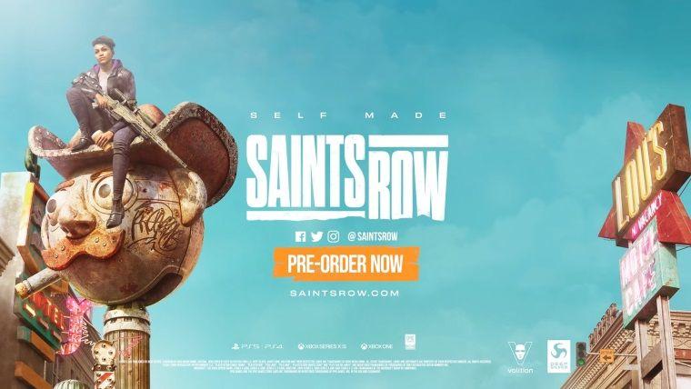 Yeni Saints Row'dan oynanış videosu sızdırıldı