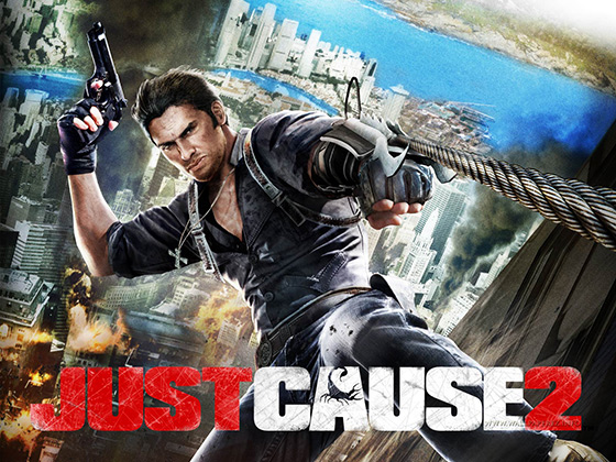 Just Cause 2'de Steam İndirimi