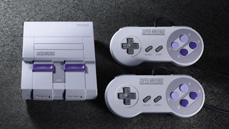 Super NES Classic Edition dünya çapında 5.28 milyon sattı!