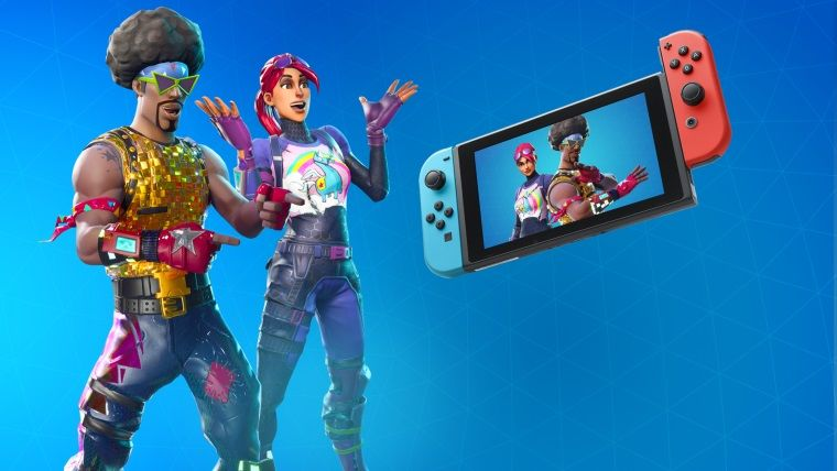 2019 yılında Switch'i fetheden oyun Fortnite oldu