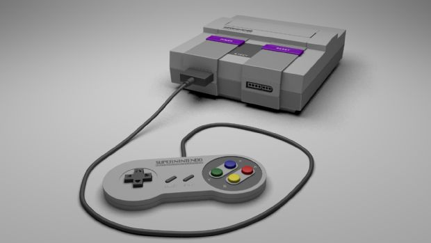 Super NES konsolu Classic Edition olarak geri geliyor!