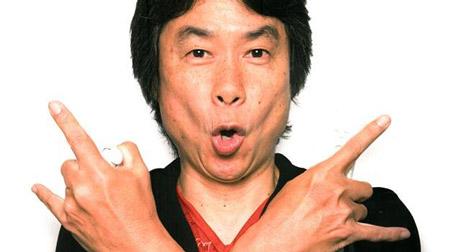 "Miyamoto ""yeni oyunuyla"" çok meşgul!"