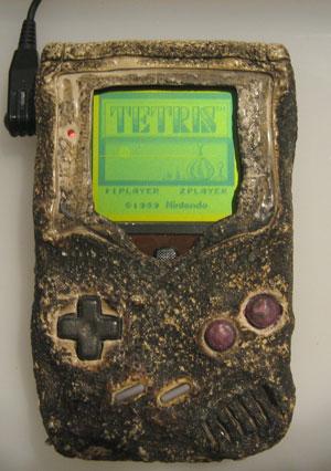 Körfez savaşının galibi Game Boy