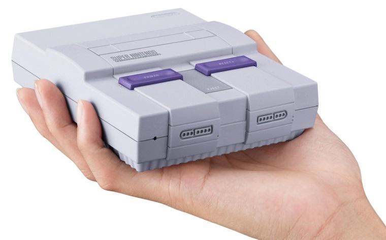 SNES Classic Mini'ye ait ön siparişler ertelendi