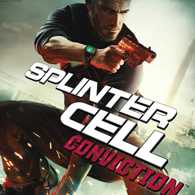 Splinter Cell, Ruse, Prince of Persia ve Hawx 2