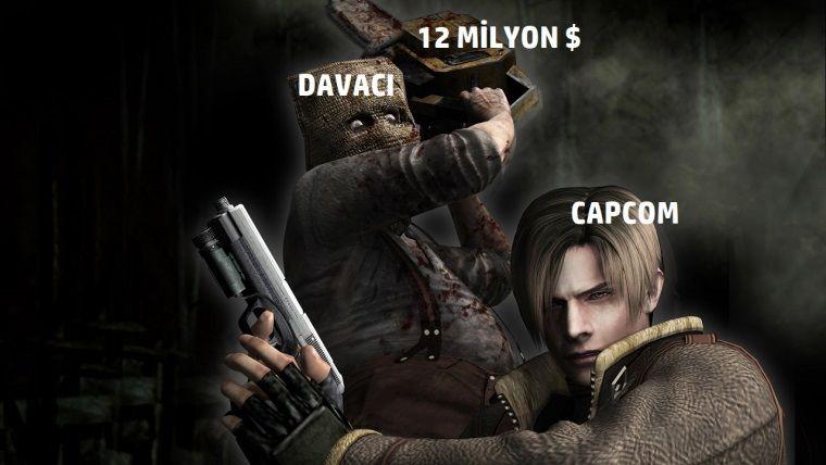 Capcom'a 12 milyon dolarlık telif davası açıldı