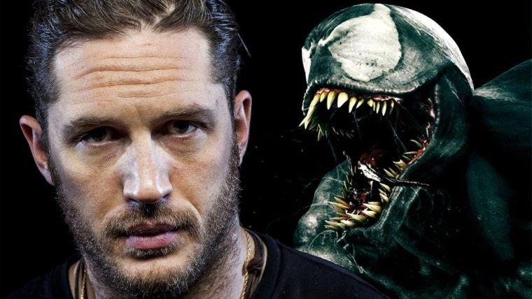 Tom Hardy'li Venom filminin yeni fragmanı her an gelebilir