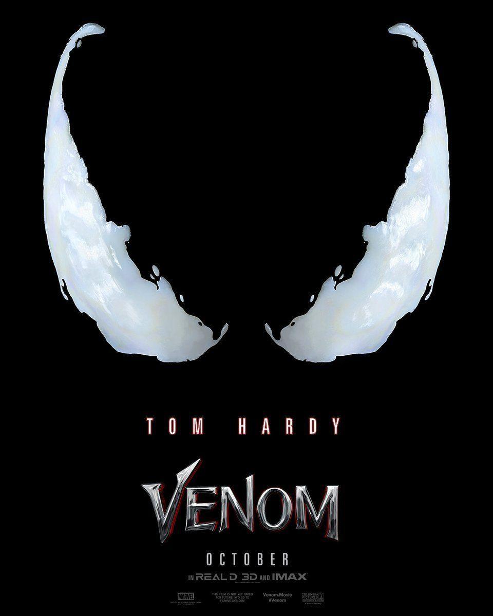 Venom'un ilk resmi posteri kafalardaki soruyu yanıtlıyor