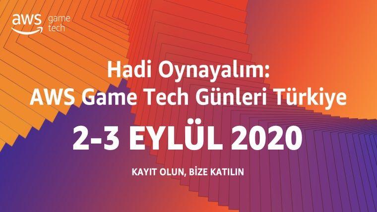 AWS Game Tech Günleri – Türkiye