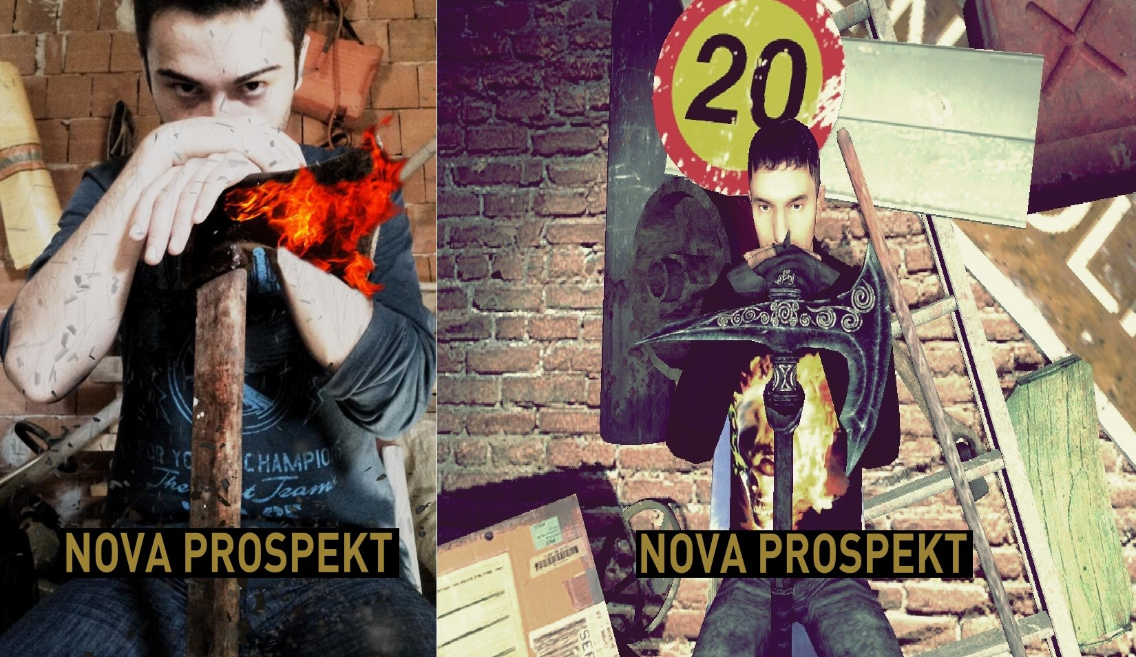 Nova Prospekt'ten bir mesaj var!
