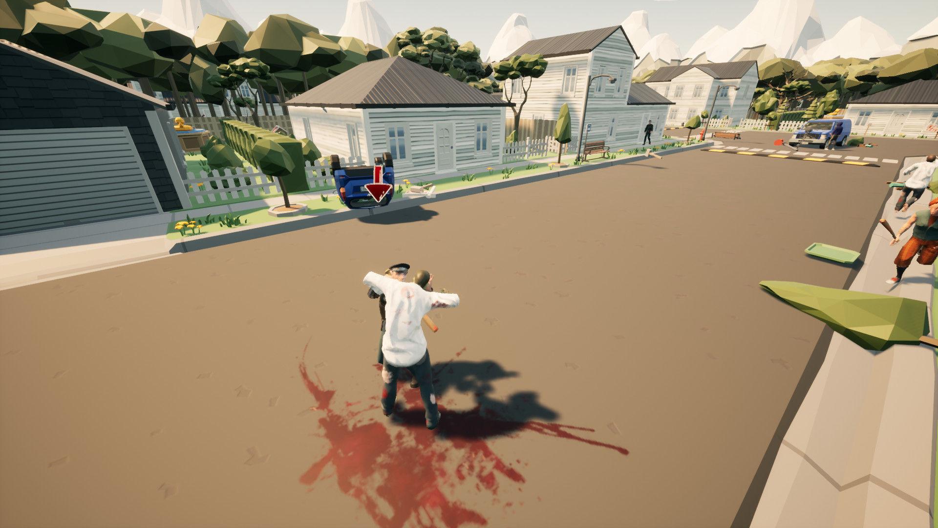 Türk yapımı Town Fall Zombie çekilişimizi kaçırmayın