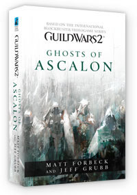 Guild Wars'un ilk kitabı geliyor