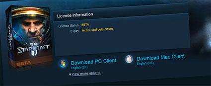 StarCraft II Mac betası çıktı