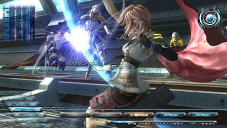 Final Fantasy 13 duyurusu geliyor!
