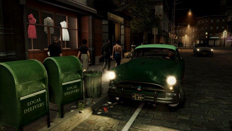 Mafia 2'yi yeni nesil grafiklerle oynamak ister misiniz?