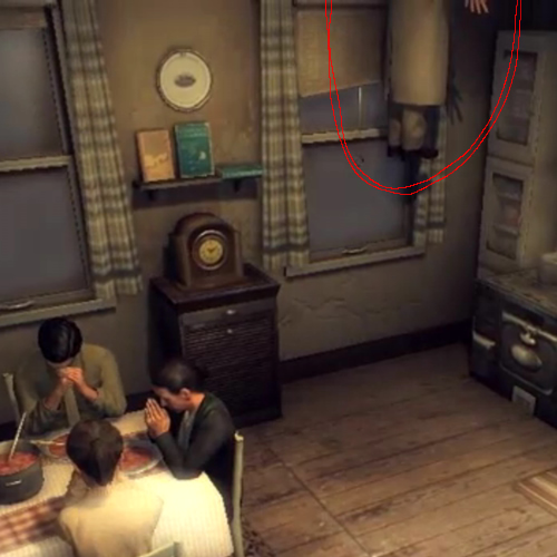 Mafia 2'de ürkütücü hata